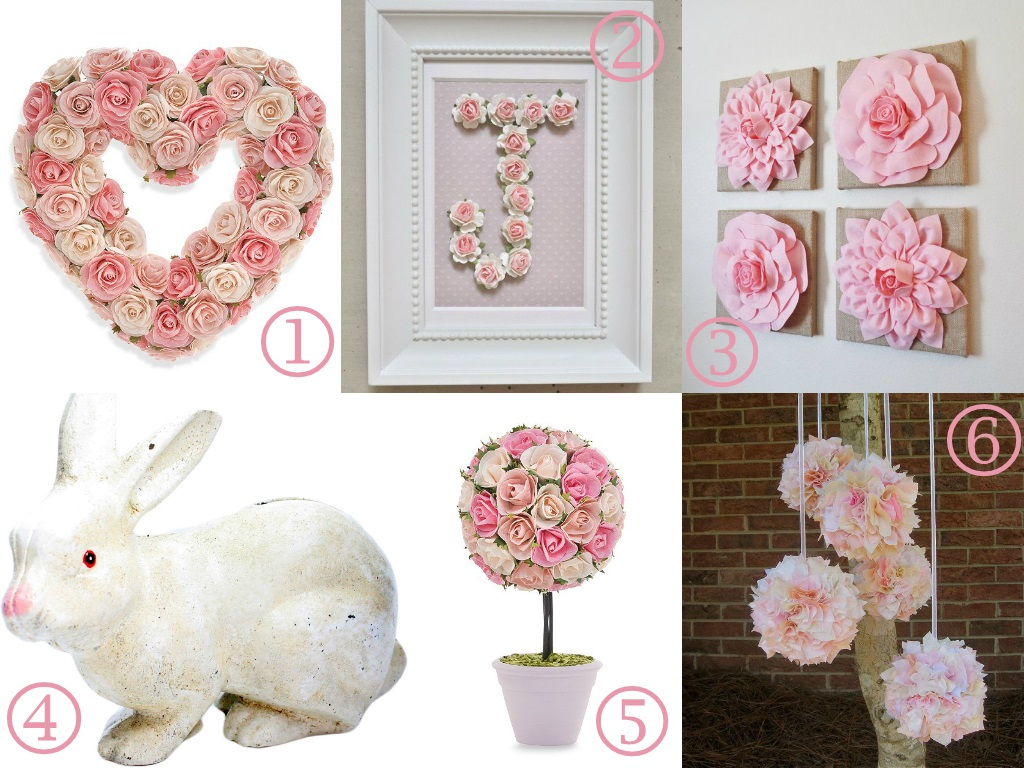 Nursery Decor 1 With Numbers