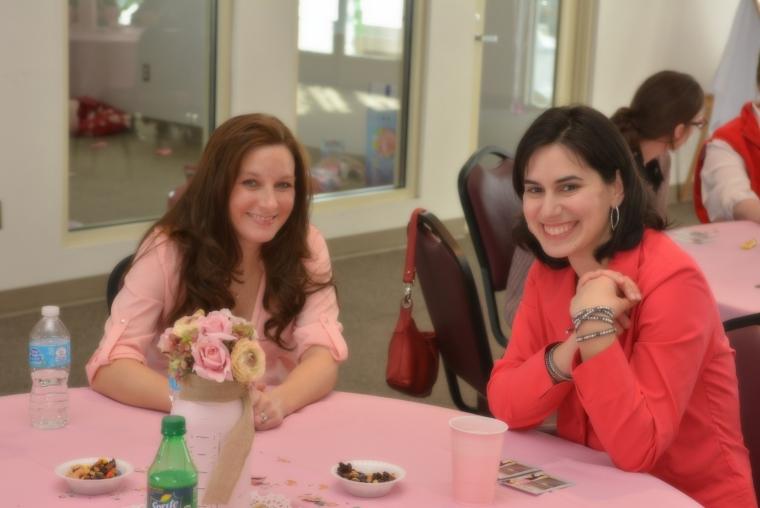 Erica and I