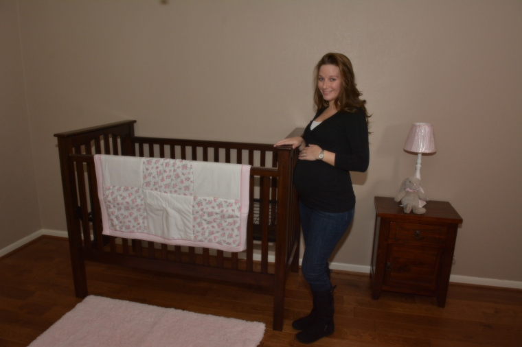 Putting Crib Together