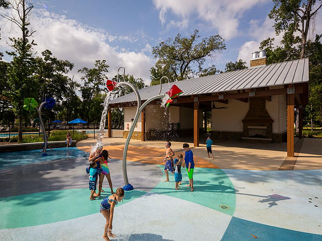 House Splashpad